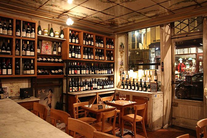 Restaurant La Cremerie In Paris Repas A Domicile Restaurant