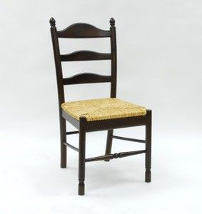 Carolina Cottage Chestnut Vera Chair | Wood dining chairs ...