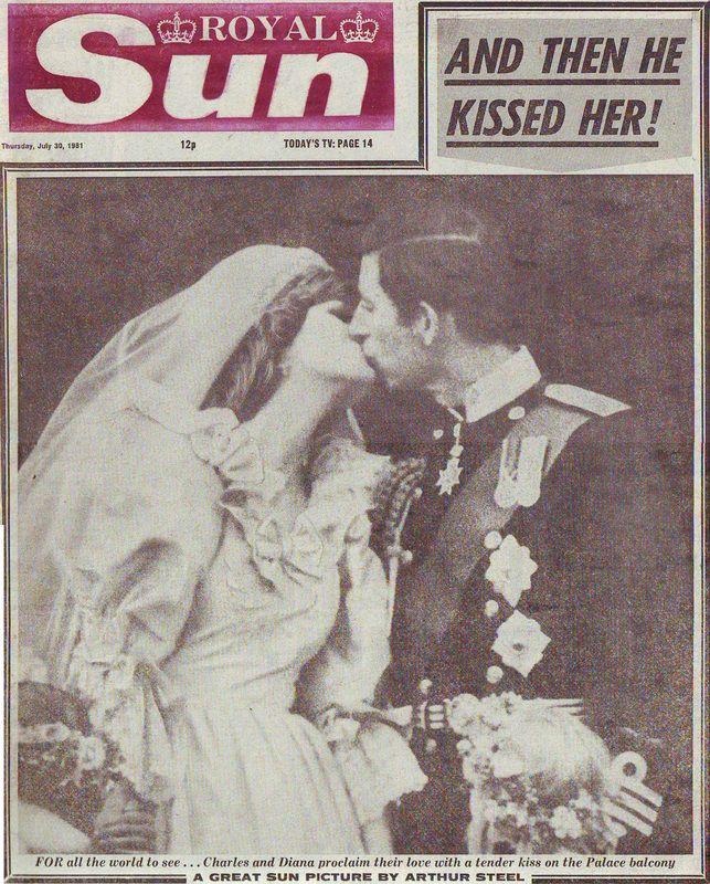 Royal Wedding - Princess Diana Remembered