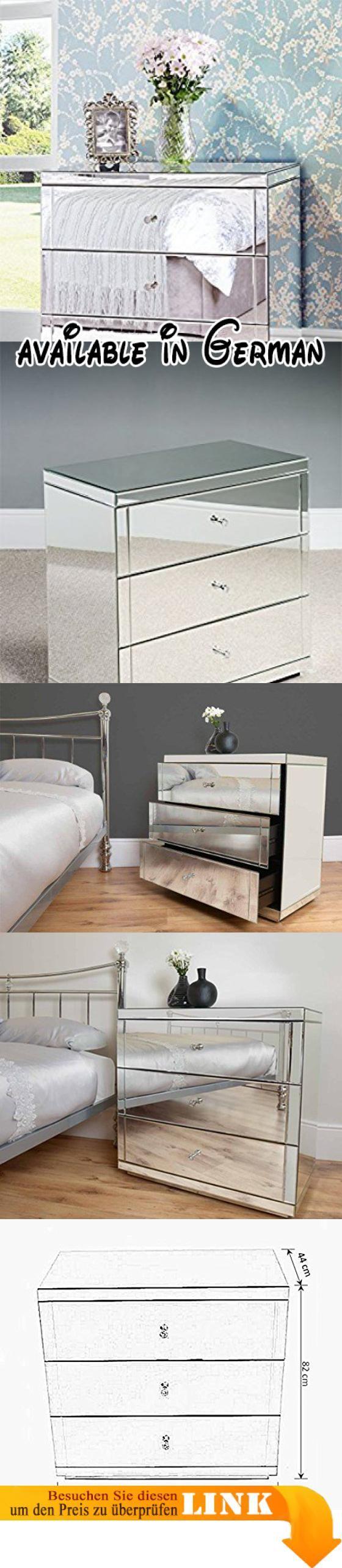 b006hgqjp6 : my-furniture flavia verspiegelte truhe mit fussplatte