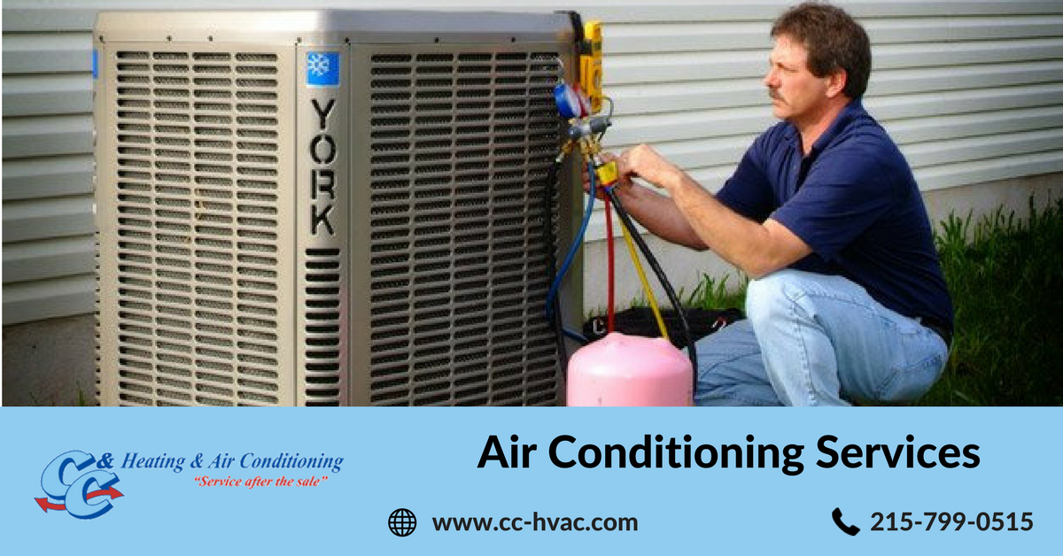 C & C Heating and Air Conditioning offers affordable AC