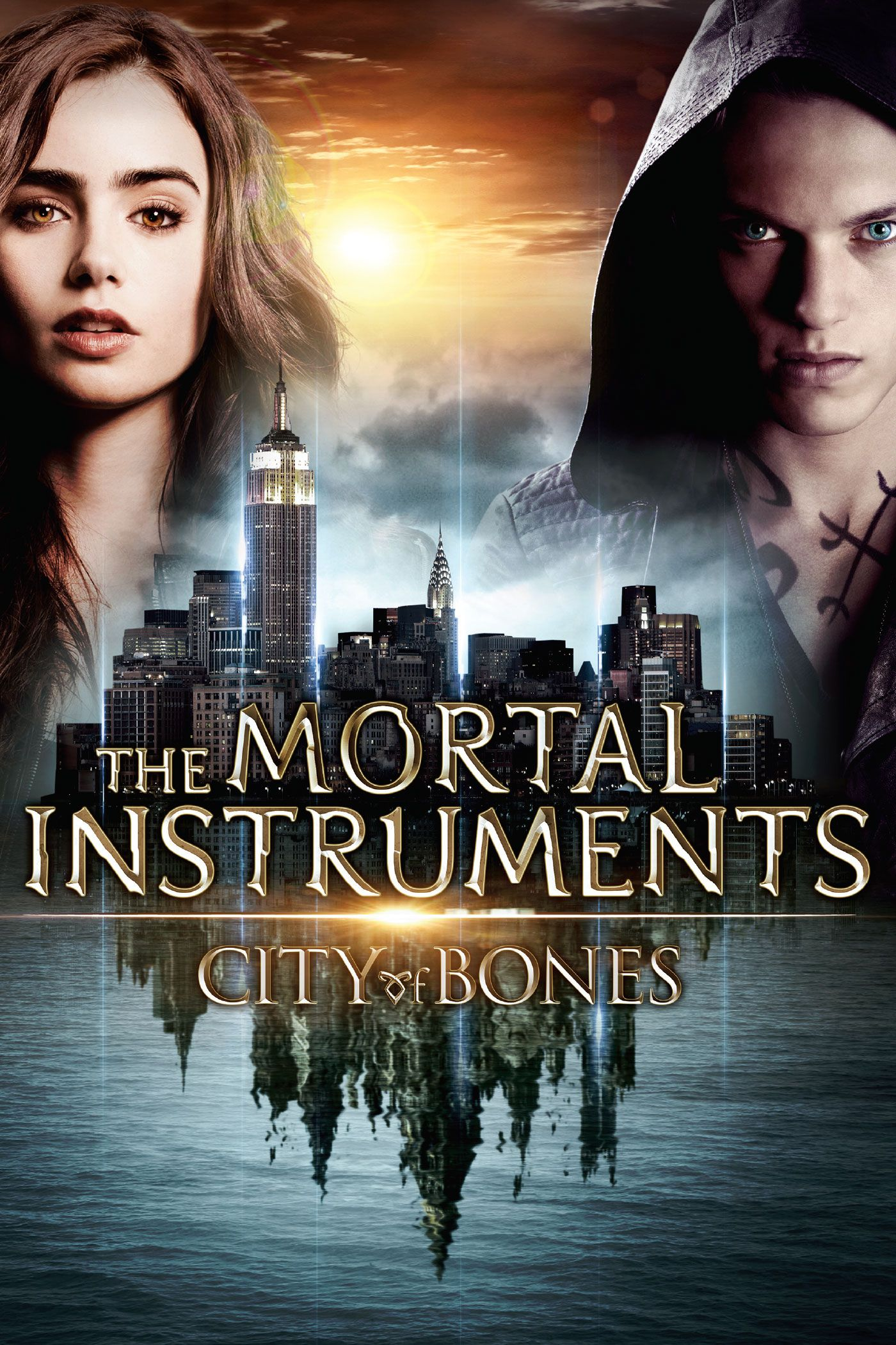 mortal instruments series - HD1400×2100