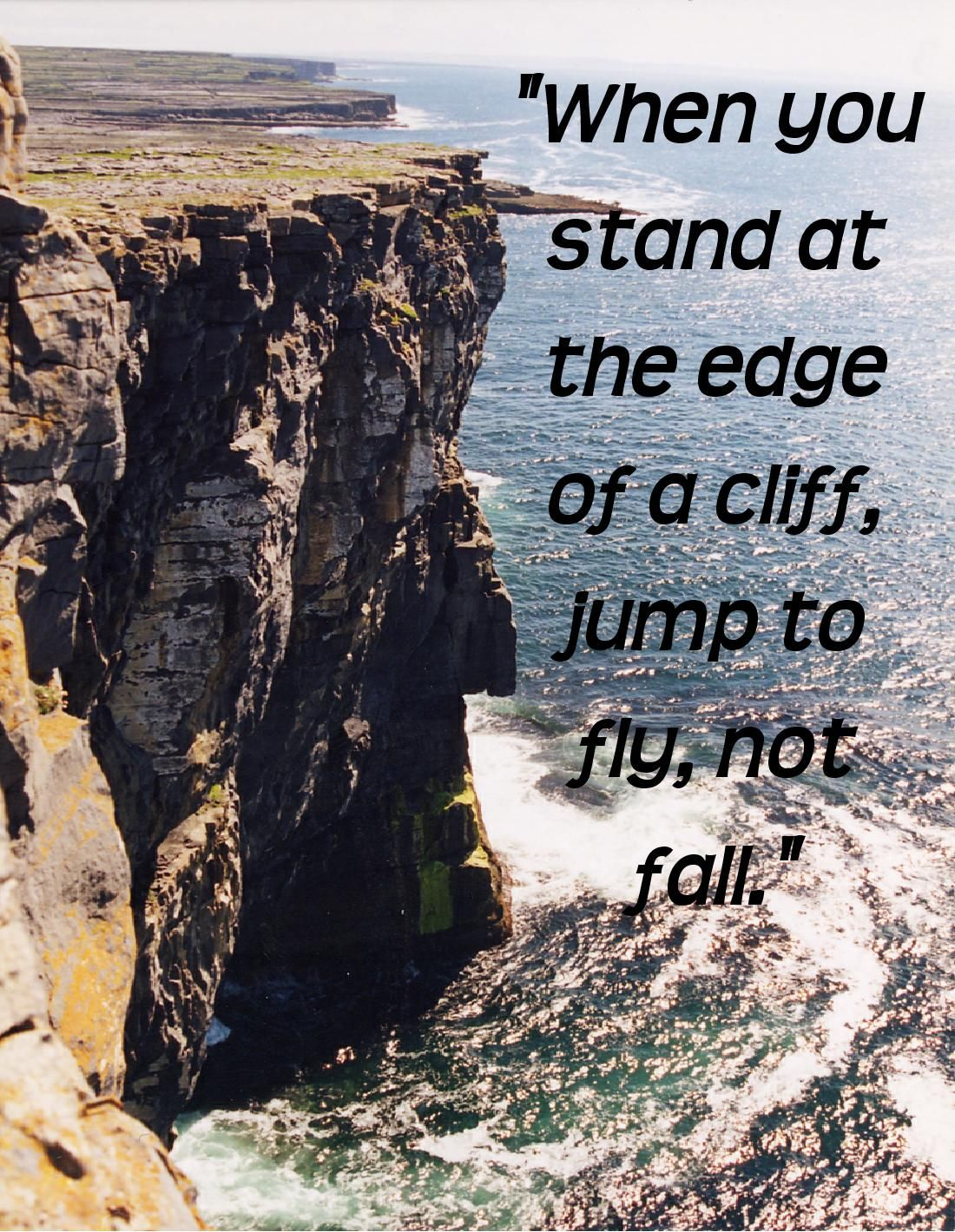 Jump To Fly Jump Quotes Camp Quotes Funny Posters