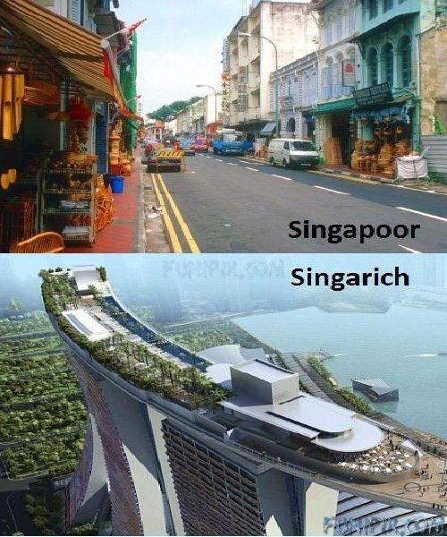 Singapoor…