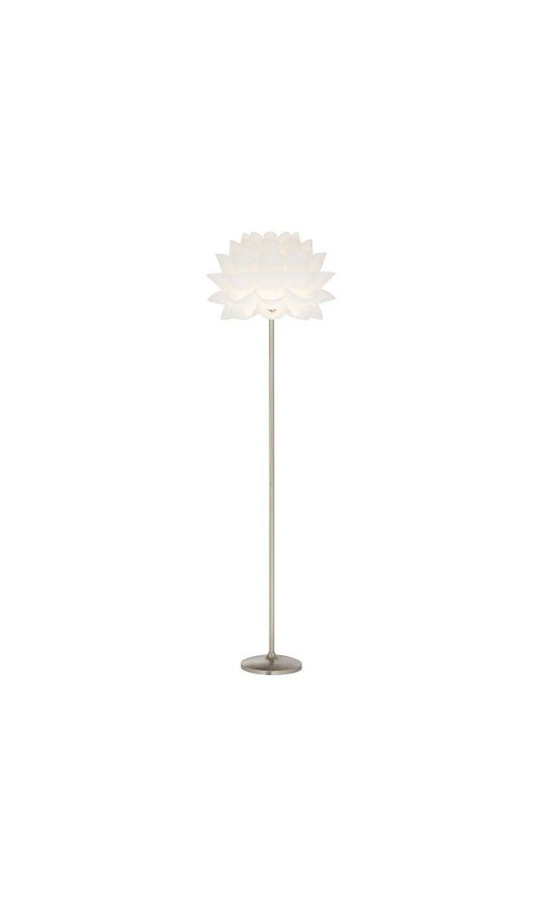 Possini Euro Design White Flower Floor Lamp Deal Price 149 99 From Https