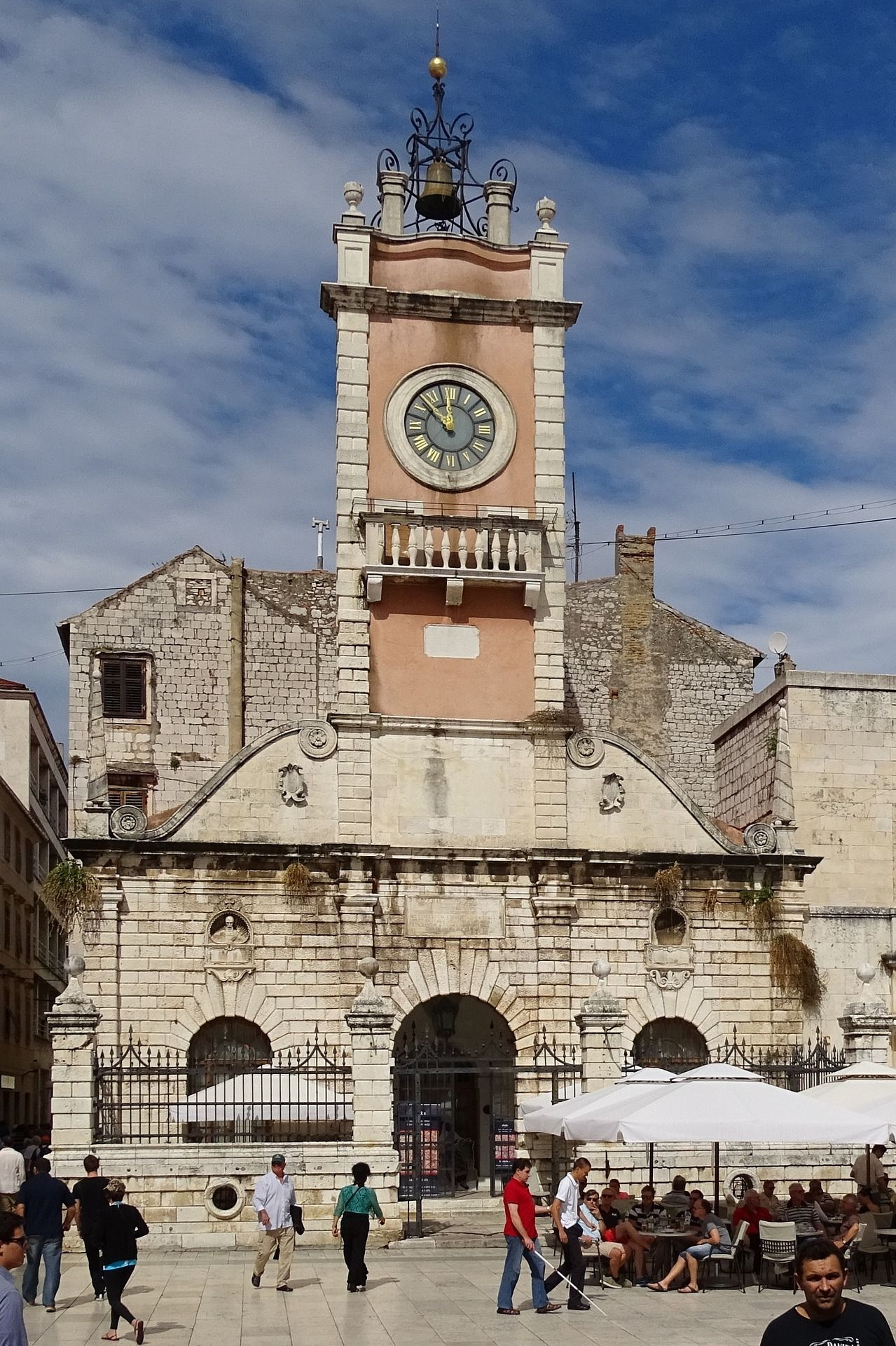 Zadar Schone Stadt An Der Kuste Von Kroatien Zadar Kroatien Zagreb