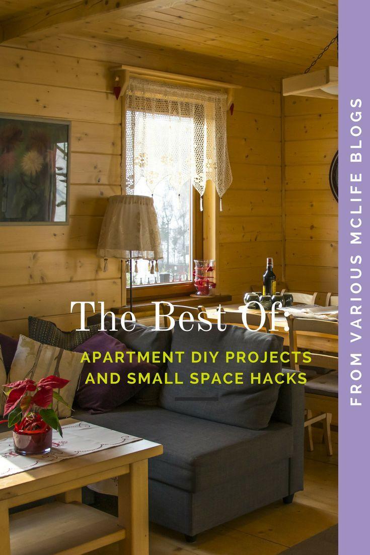 Home mc companies small space hacks diy apartments