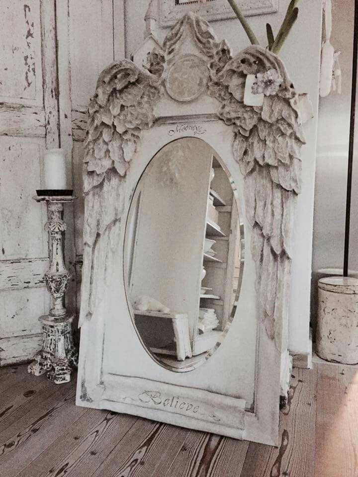 Von Mir In Unserem Atelier Hergestellt Der Spiegel Mooneye