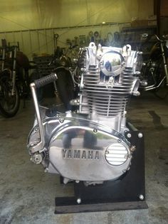 For Sale: 700cc Rephased XS650 Engine - Ready to go
