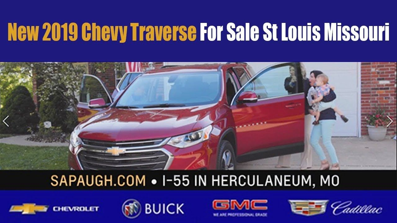 New 2019 Chevy Traverse For Sale St Louis Missouri St