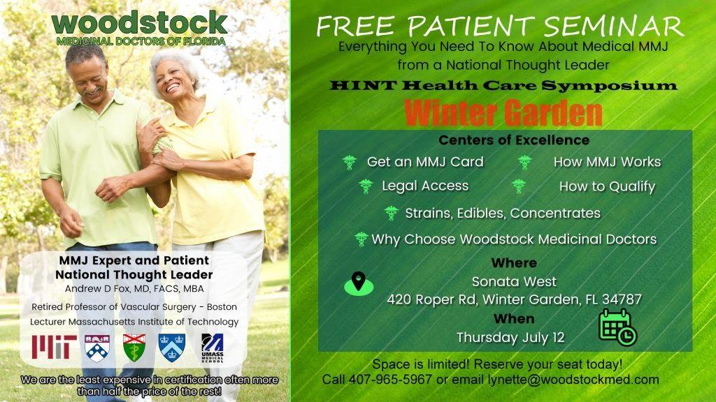 Winter Garden Clinic Clinic, Winter garden, Health center