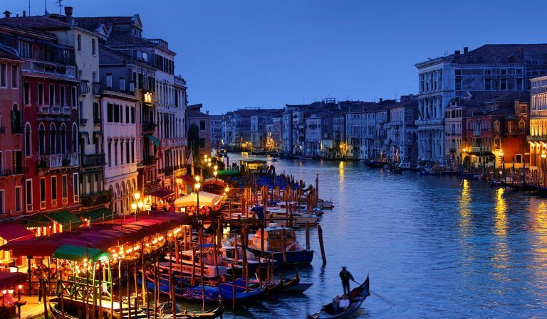 Hd Venice Italy Backgrounds In 2019 Venice Wallpaper