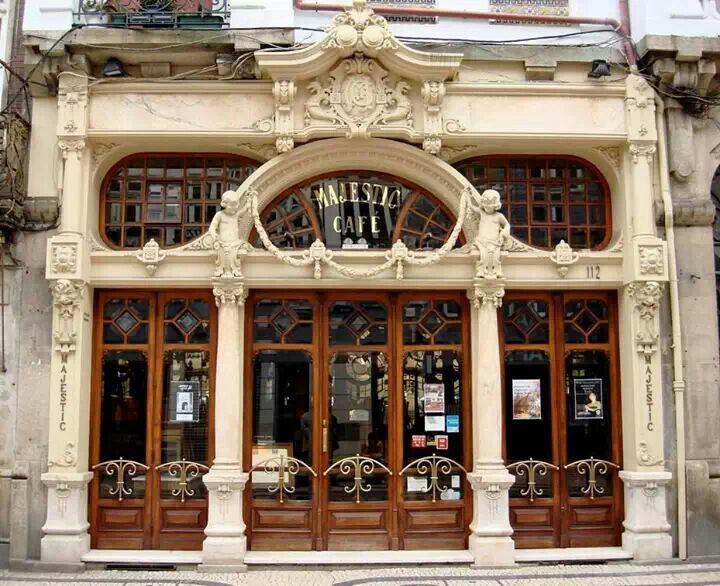 Cafe Magestic - Porto - Portugal photo Joana Dias