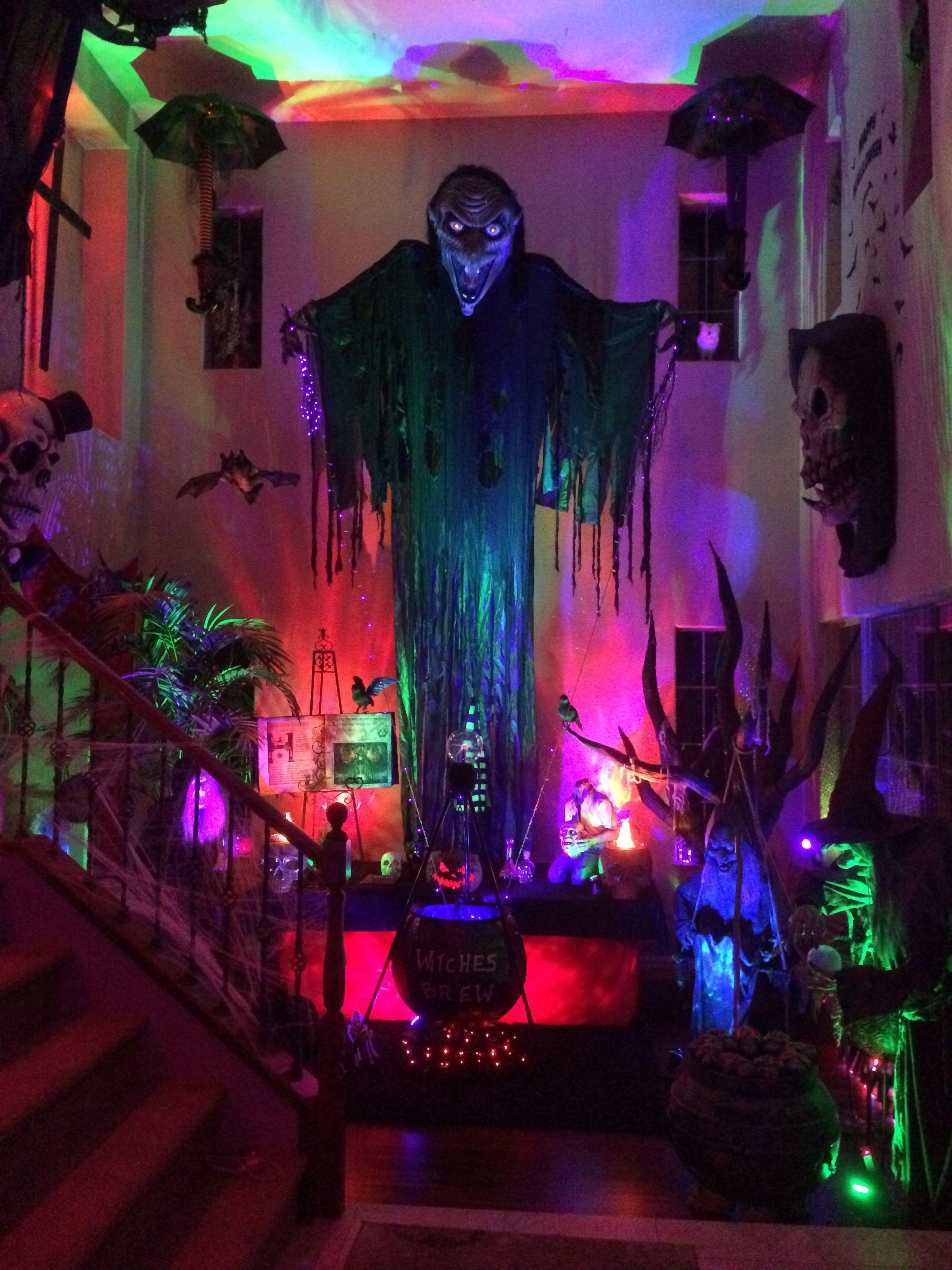 Halloween Haunted Hotel Roodell Ideas