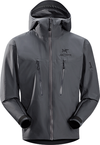 Alpha LT Jacket Men's Exceptionally lightweight, durable and fully ...