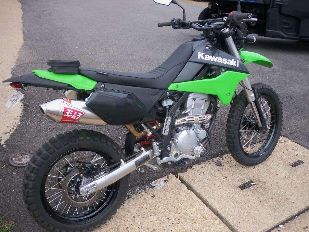 Kawasaki KLX 250s Dual sport, Kawasaki, Dirt bikes