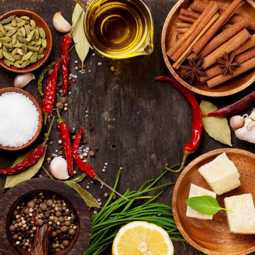 Herbs and spices are for more than just making food taste good. They are natural painkillers, there for you on those days when life is a real pain.
