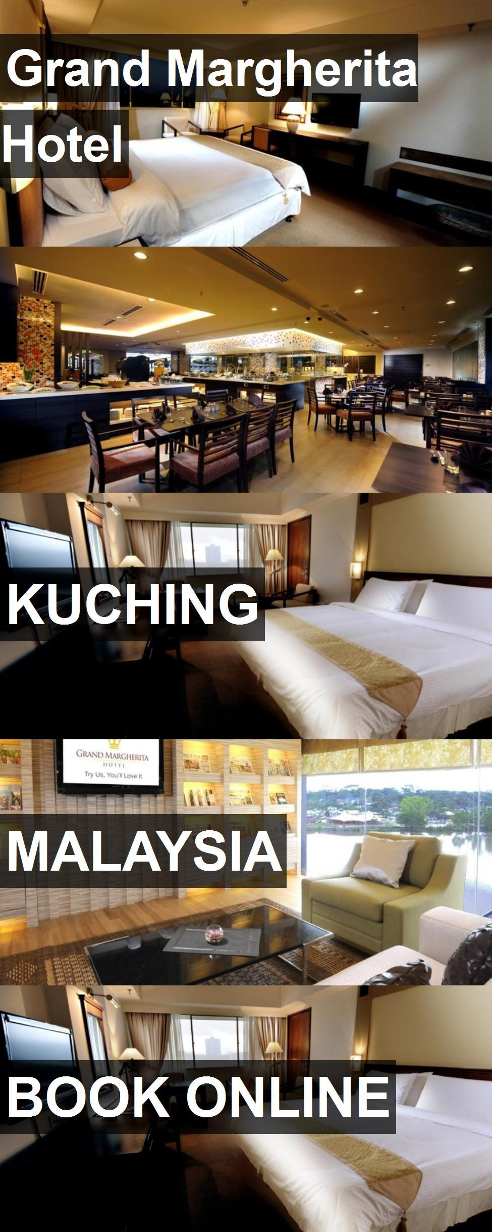 Grand Margherita Hotel In Kuching, Malaysia. For More