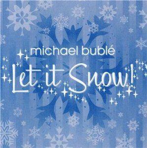 Amazon.com: Let It Snow: Michael Buble: Music   Videos de musica, Villansicos, Musica