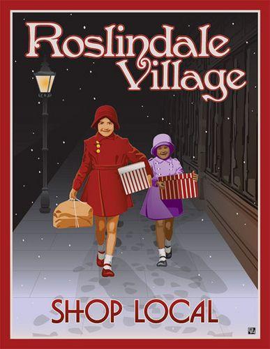 Roslindale Posters Roslindale West Roxbury Shopping