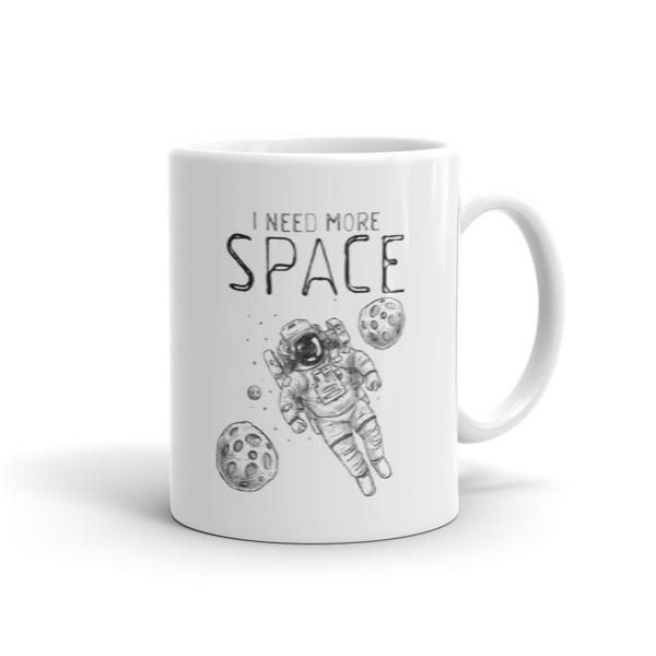 I need my space Coffee Mug