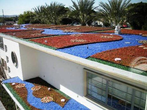 California Utility Offers Rebates And Incentives For Going All Electric Roof Design Green Roof California