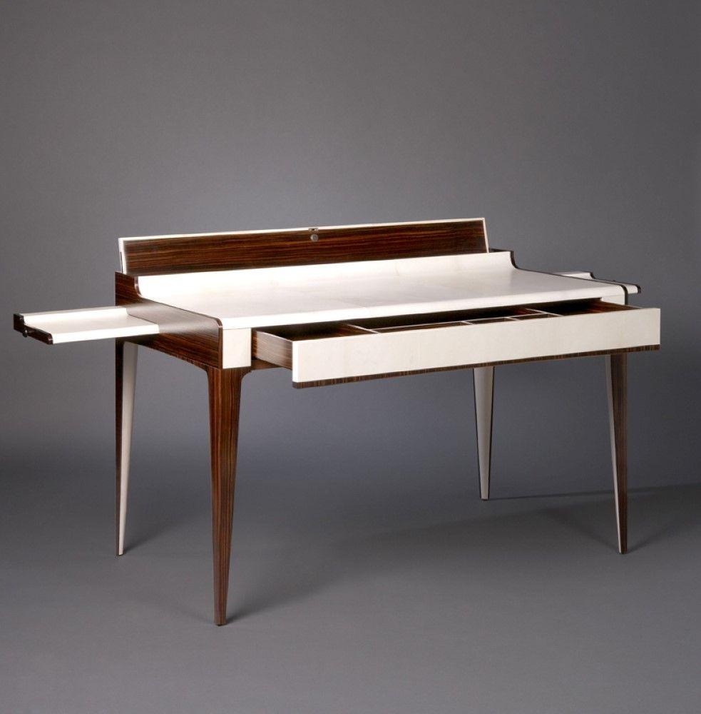 Louxor Desk Nicolas Aubagnac Avec Images Mobilier Art Deco Mobilier
