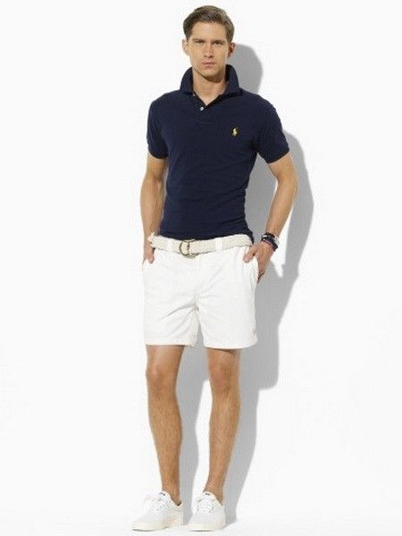Ralph Lauren Men Shorts RLSHOM0160  . Clásico! Ralph Lauren Men Shorts  RLSHOM0160   Moda Casual Hombre 30c364b5be7d