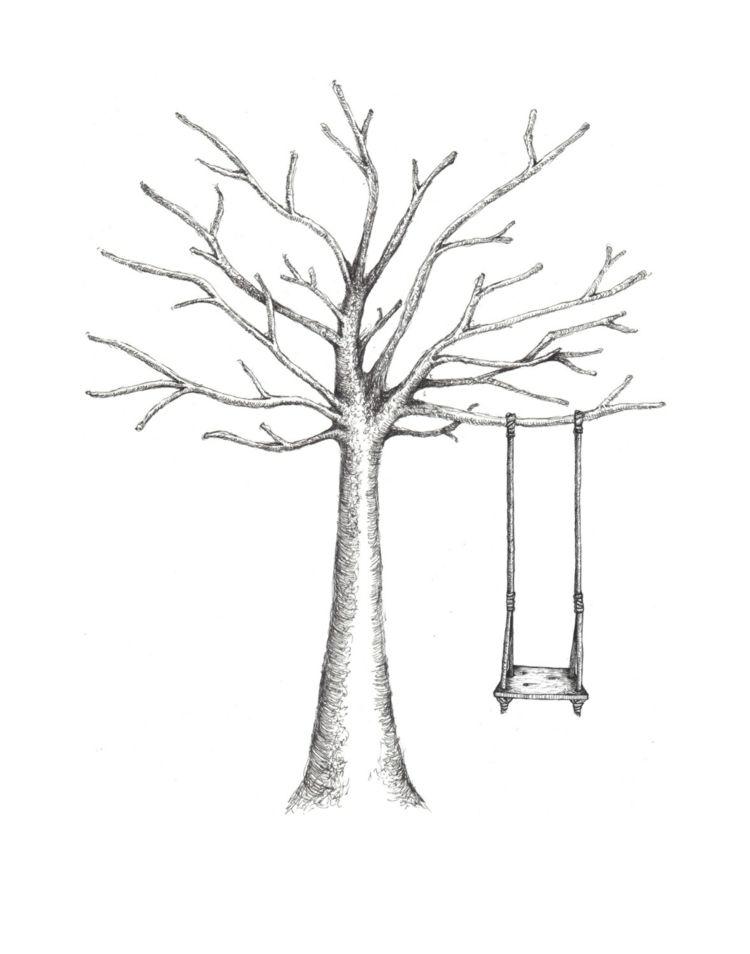 Fingerabdruck Baum Vorlage Andere Motive Kostenlos Zum Ausdrucken Fingerprinttree Eiche Hochzeit Zumausdru Baum Vorlage Fingerabdruck Baum Baum Schablone