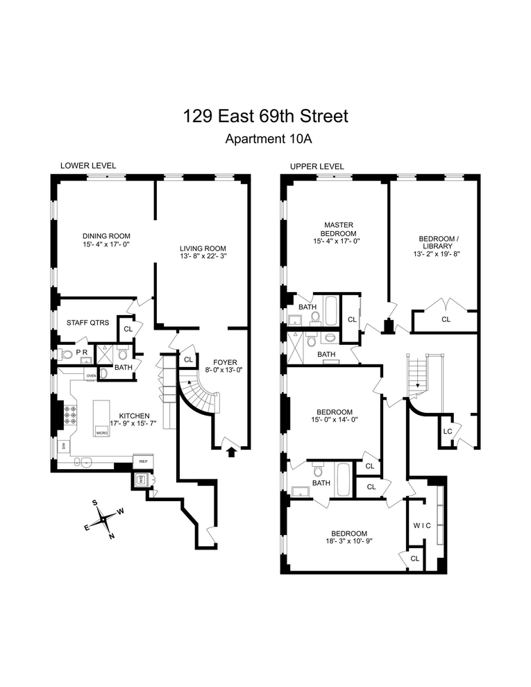 129 East 69th Street 1011a New York Ny 10021 Sales Floorplans Property Records Realtyhop In 2020 Floor Plans Apartment Floor Plans Sotheby Realty