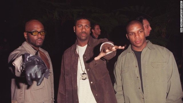 """New Jersey natives Naughty by Nature gave the world the ultimate in party jams and an ode to the genre with """"Hip Hop Horray."""""""