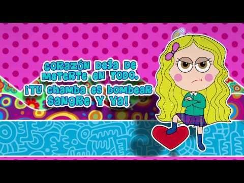 El corazón según Distroller / Cartoon Network - YouTube
