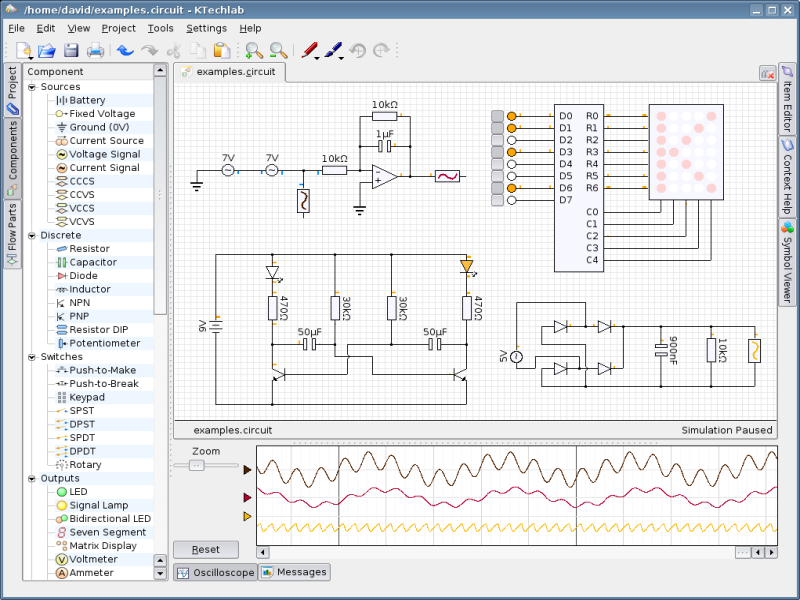 Electronic schematic drawing programs - ideally free & with ...