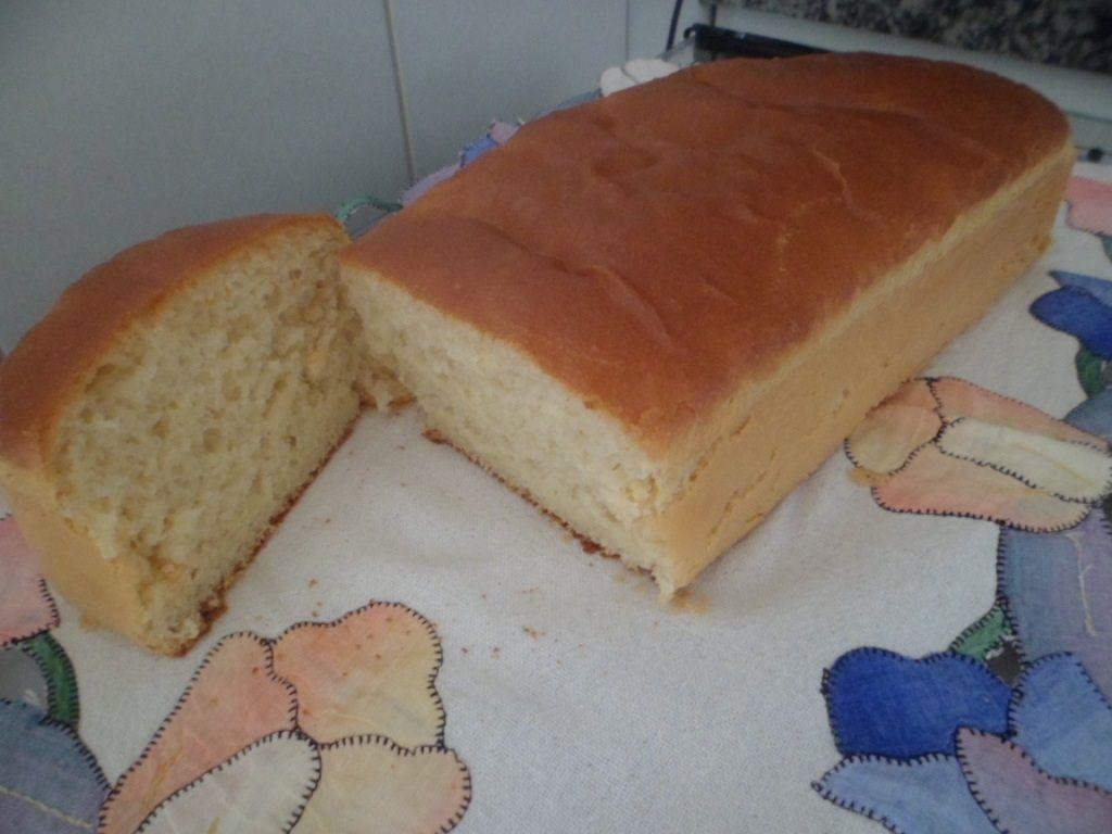 Receita de Pão caseiro rápido e fofo. Enviada por Luciana Titto e demora apenas 30 minutos.