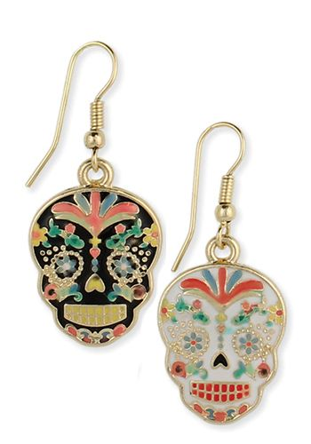 Shop Cute Dresses and Clothing - Canada Hooked On You Earrings -