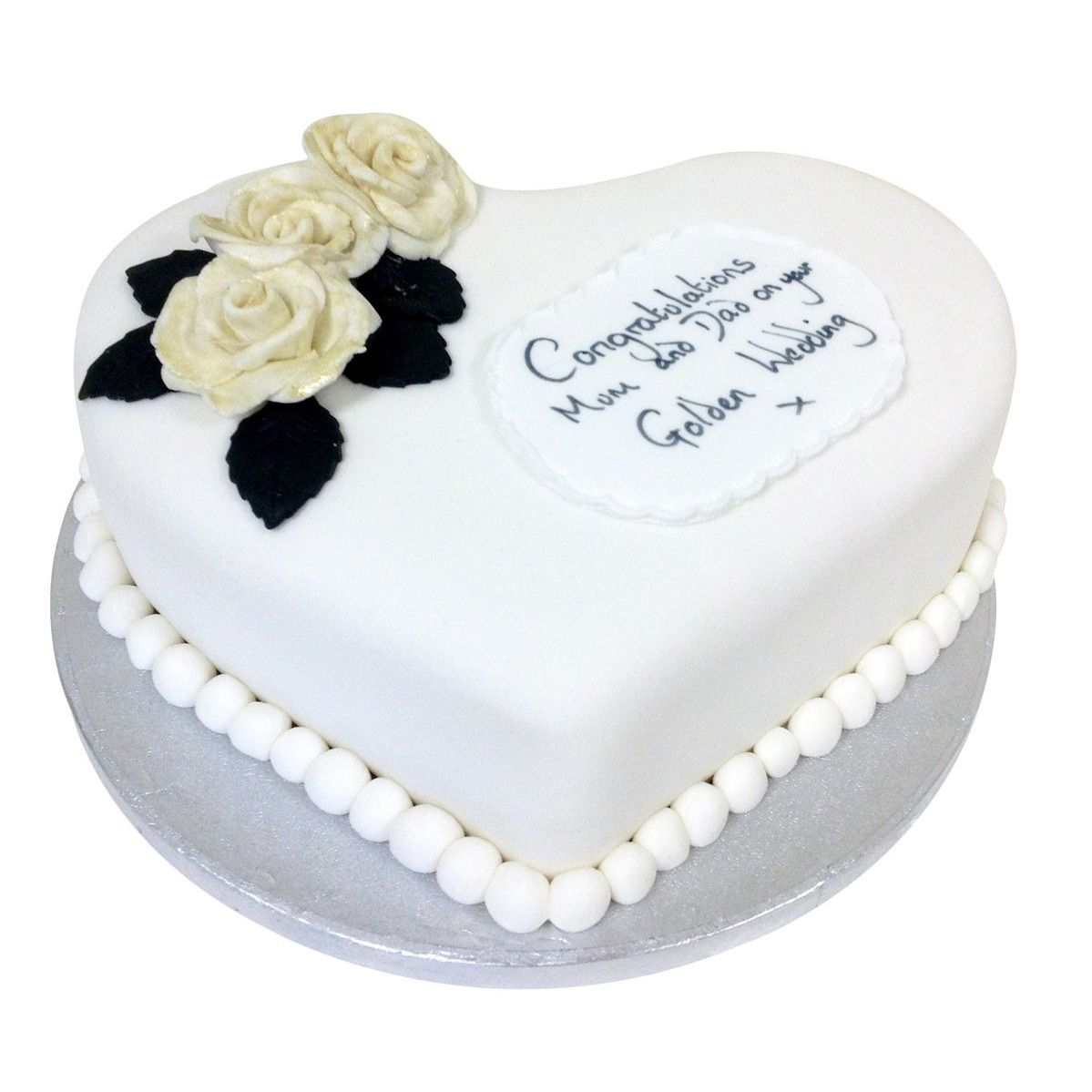 50th wedding anniversary cakes book