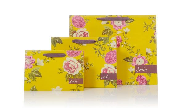 Joules Paper Retail Carrier Bags From Classic Bag Co Classic
