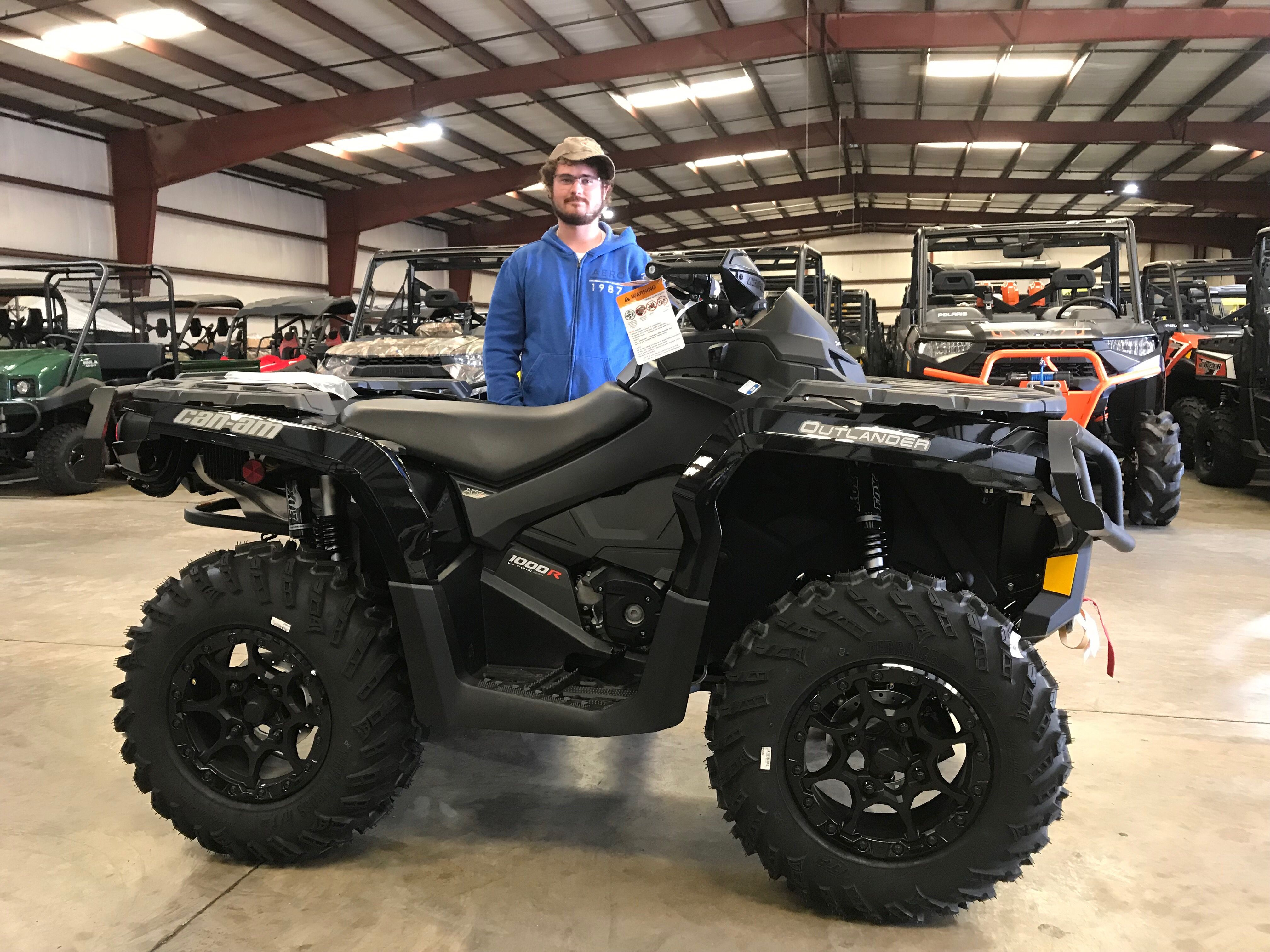 Congratulations to Jacob Eubanks from New Augusta, MS for