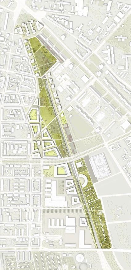 Grünzug 11000 Landscape Design Pinterest Site plans
