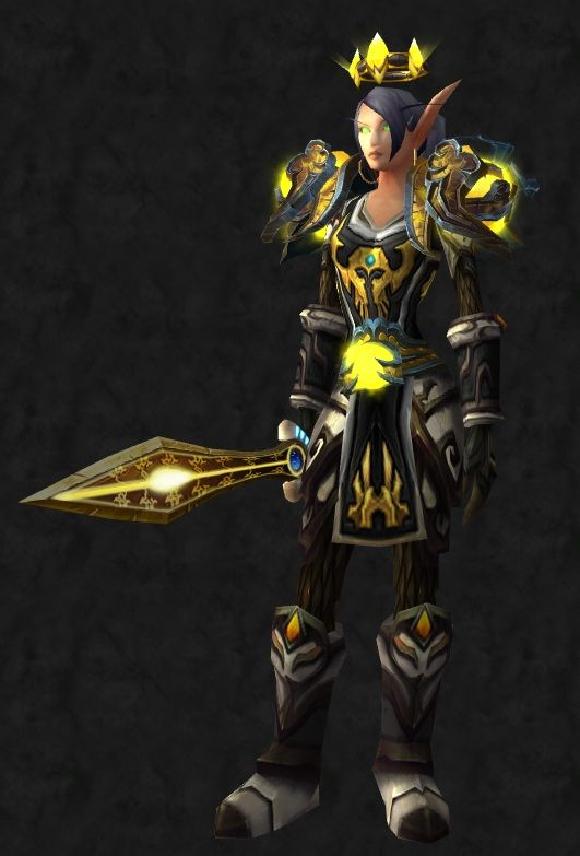 Paladin transmog … | WoW in 2019…