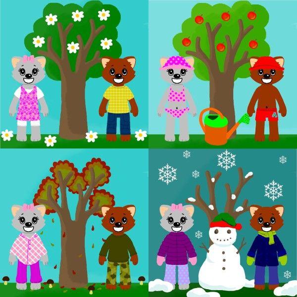 Illustrations pour enfants,loisirs cr\eacute;atifs, couture (et