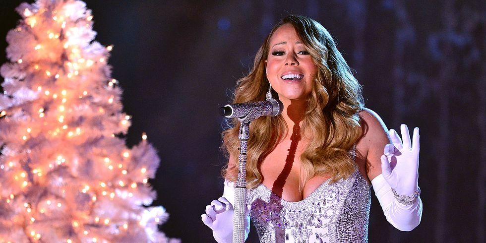 Mariah Carey Confiesa Como Escribio All I Want For Christmas Is You Sarah Michelle Gellar Famosos Mariah Carey