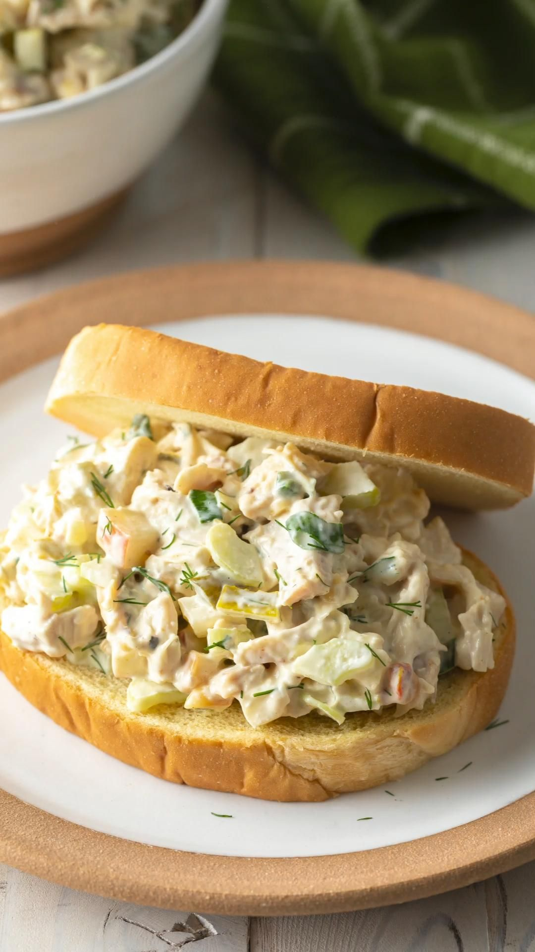 The Ultimate Southern Chicken Salad Recipe  [Video]   Chicken salad  recipes, Homemade chicken salads, Recipes