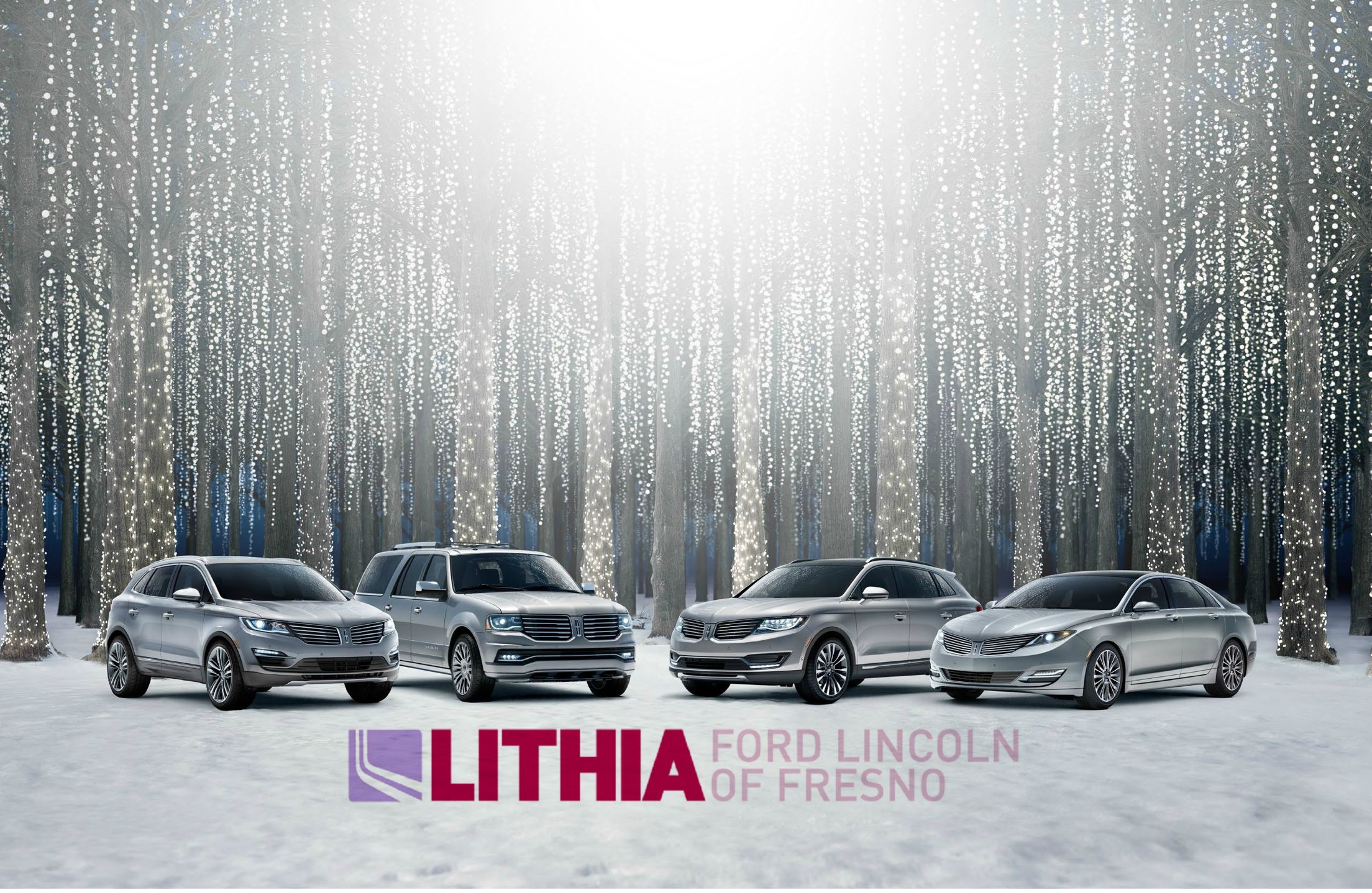 Lithia Ford Lincoln of Fresno Lincoln