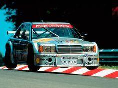 Mercedes-Benz 190E Evo 2 - DTM 1993