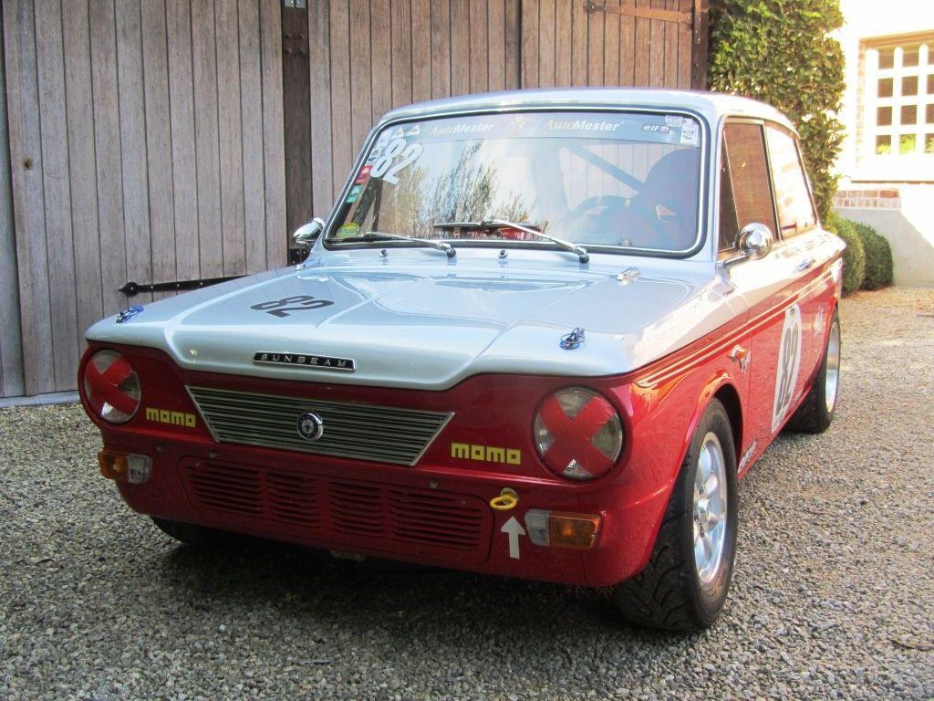1965 Sunbeam Stiletto Imp FIA historic racecar