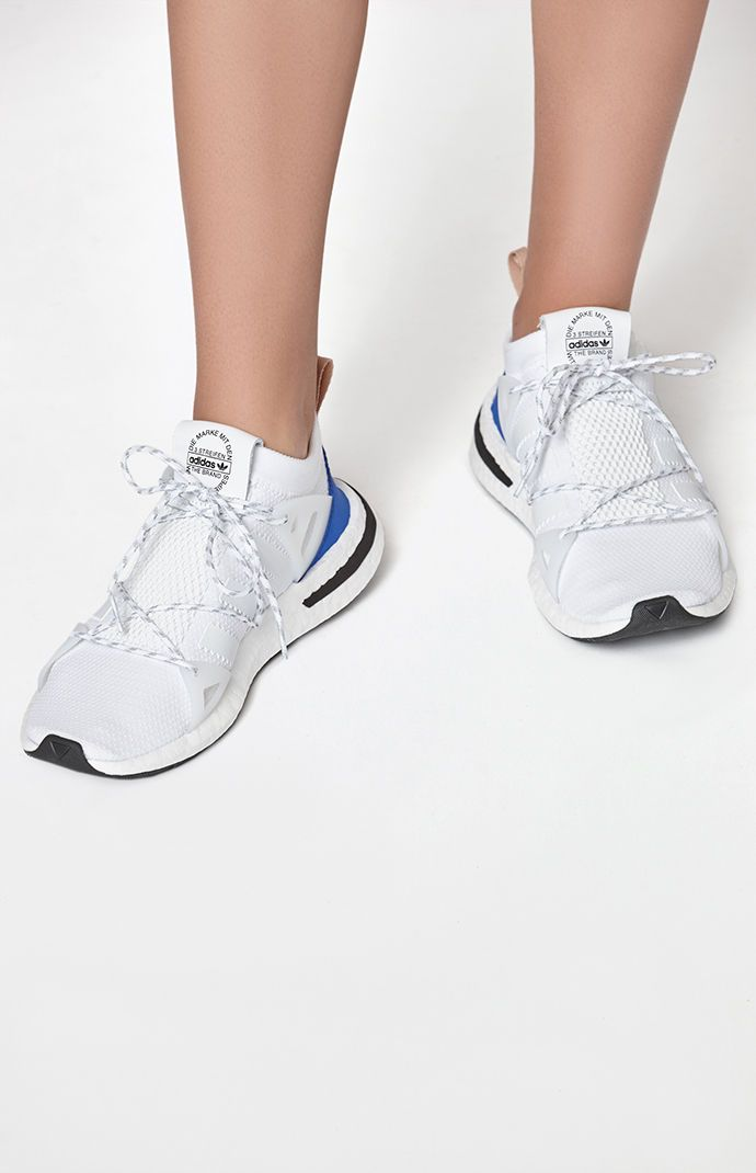 adidas Women's White Arkyn Sneakers at
