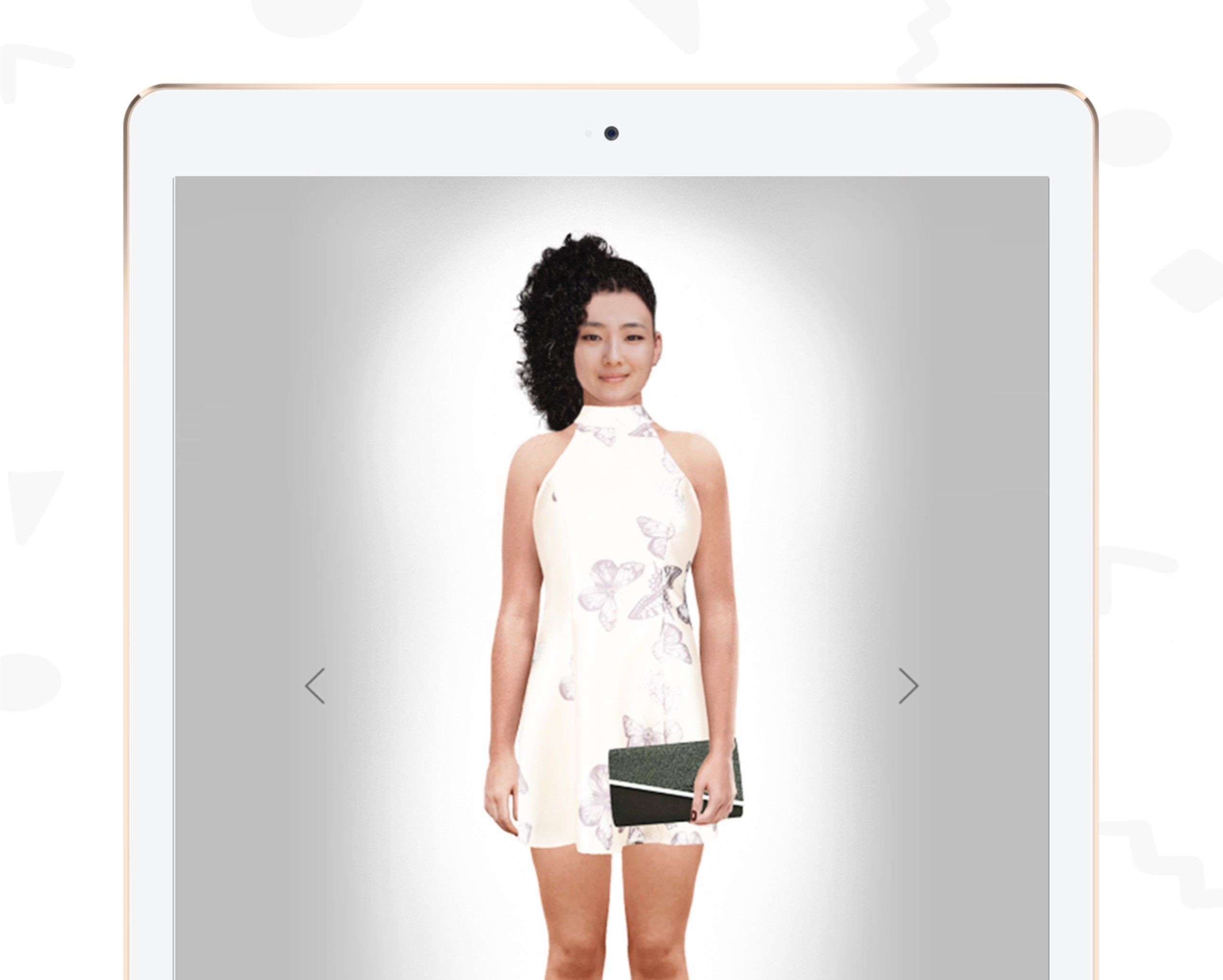 Get a Virtual Makeover with Styled by Trendage Style