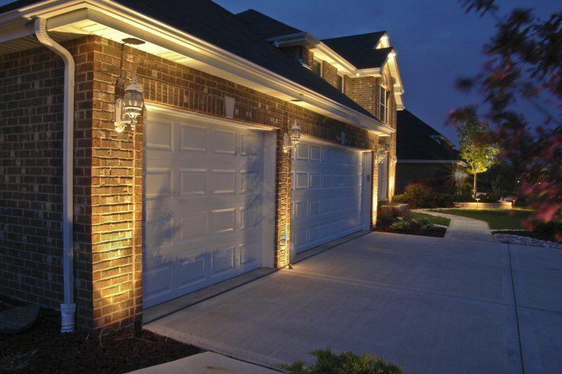 Garage Lighting Ideas For Men Cool Ceiling Fixture Designs
