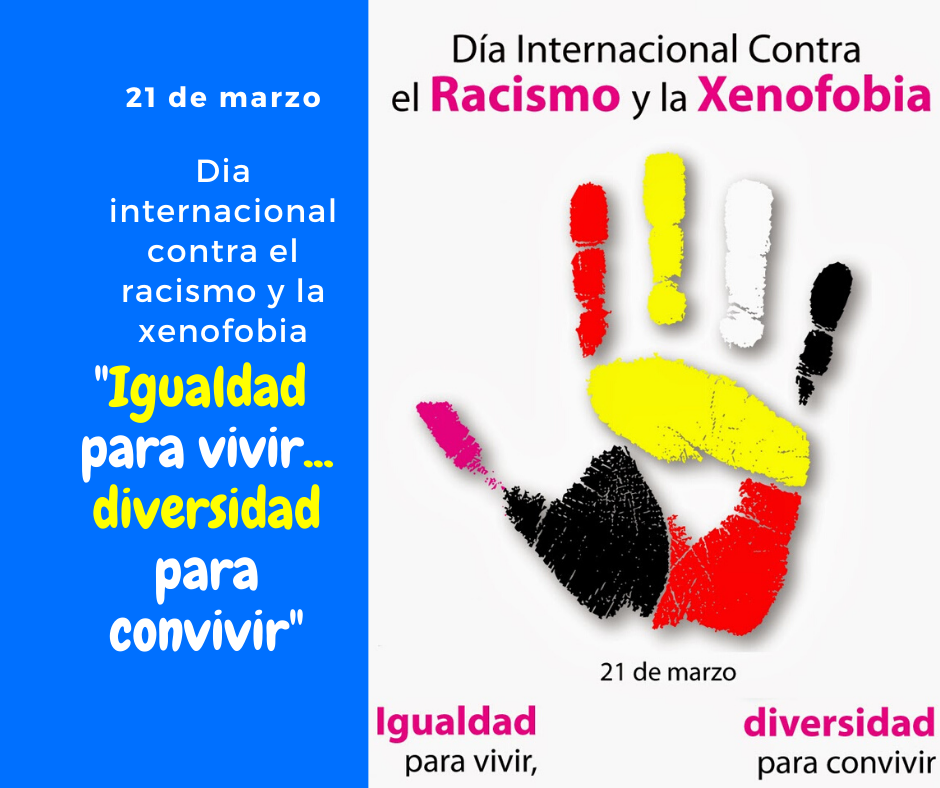 Dia Mundial Contra El Racismo Personal Care